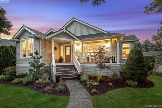 6683 Amwell Dr, Central Saanich, BC V8M 2C6 (MLS #413823) :: Day Team Realty