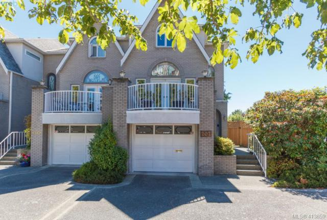 207 Quebec St, Victoria, BC V8W 1W2 (MLS #413859) :: Day Team Realty