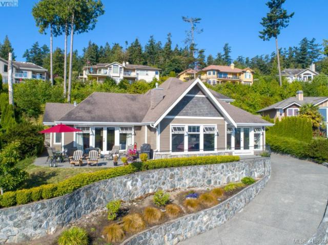 7012 Beach View Crt, Central Saanich, BC V8M 2J7 (MLS #413862) :: Day Team Realty
