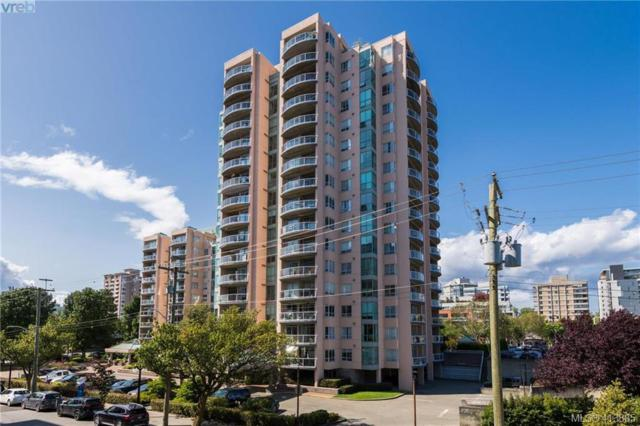 1020 View St #504, Victoria, BC V8V 4Y4 (MLS #413885) :: Day Team Realty