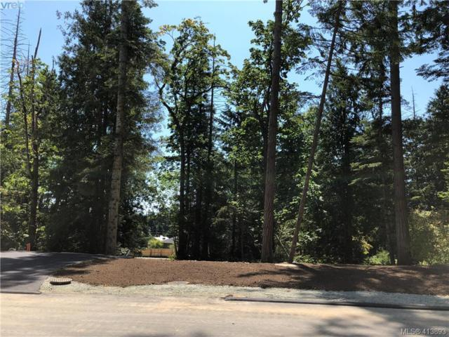 Lot 9 Greenpark Dr, Sidney, BC V8L 5N5 (MLS #413893) :: Day Team Realty