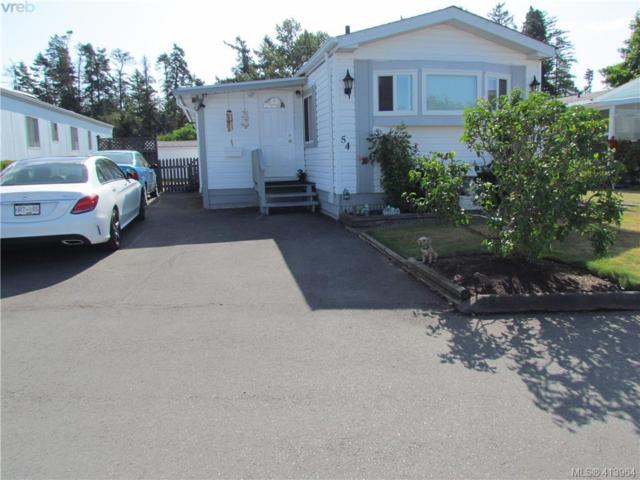 7701 Central Saanich Rd #54, Central Saanich, BC V8M 1X4 (MLS #413964) :: Day Team Realty
