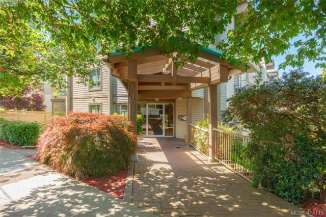 1055 Hillside Ave #105, Victoria, BC V8T 2A4 (MLS #414115) :: Day Team Realty