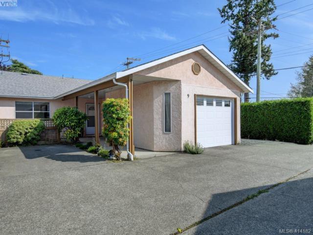 1016 Dunford Ave #9, Victoria, BC V9B 2S5 (MLS #414182) :: Live Victoria BC