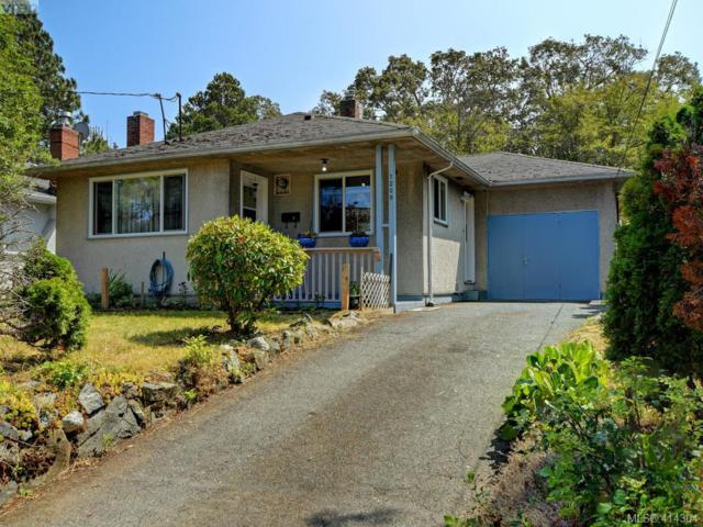 1209 Finlayson St, Victoria, BC V9A 3A1 (MLS #414304) :: Day Team Realty