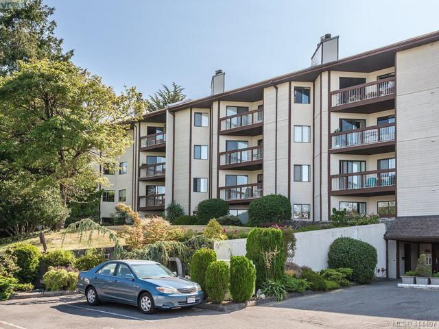 69 W Gorge Rd #205, Victoria, BC V9A 1L9 (MLS #414407) :: Day Team Realty