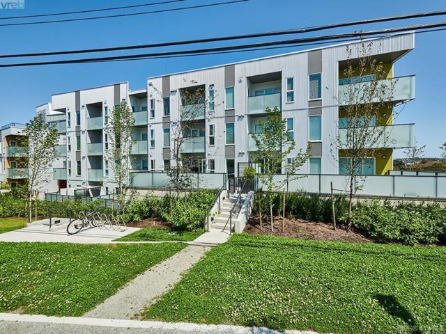 767 Tyee Rd #319, Victoria, BC V9A 0G5 (MLS #414415) :: Live Victoria BC