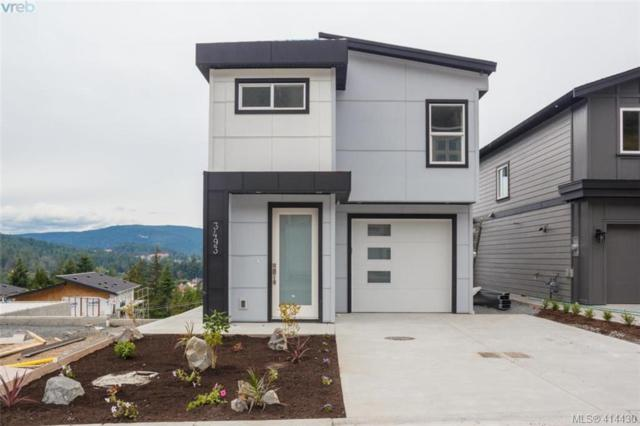 3493 Myles Mansell Rd, Victoria, BC V9C 0N6 (MLS #414430) :: Day Team Realty