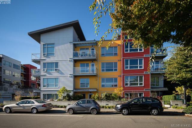 787 Tyee Rd #109, Victoria, BC V9A 7R5 (MLS #414435) :: Live Victoria BC