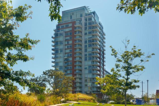 83 Saghalie Rd #1305, Victoria, BC V9A 0E7 (MLS #414458) :: Live Victoria BC