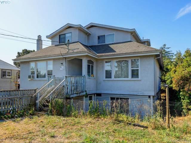 917 Bray Ave, Victoria, BC V9B 2S9 (MLS #414539) :: Live Victoria BC