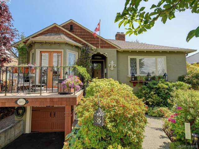3073 Earl Grey St, Victoria, BC V9A 1W8 (MLS #414618) :: Day Team Realty
