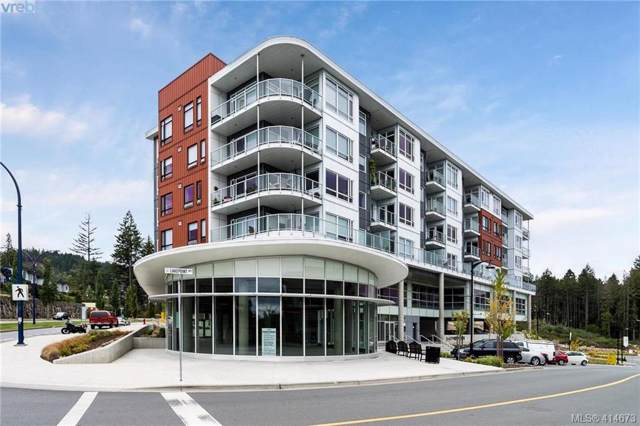 1311 Lakepoint Way #309, Victoria, BC V9B 0S7 (MLS #414673) :: Live Victoria BC