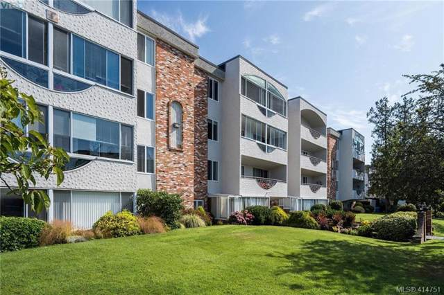 1040 Rockland Ave #206, Victoria, BC V8V 3H5 (MLS #414751) :: Day Team Realty