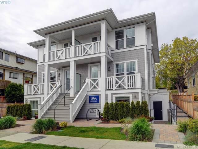1016 Southgate St #2, Victoria, BC V8V 2Z2 (MLS #414800) :: Live Victoria BC