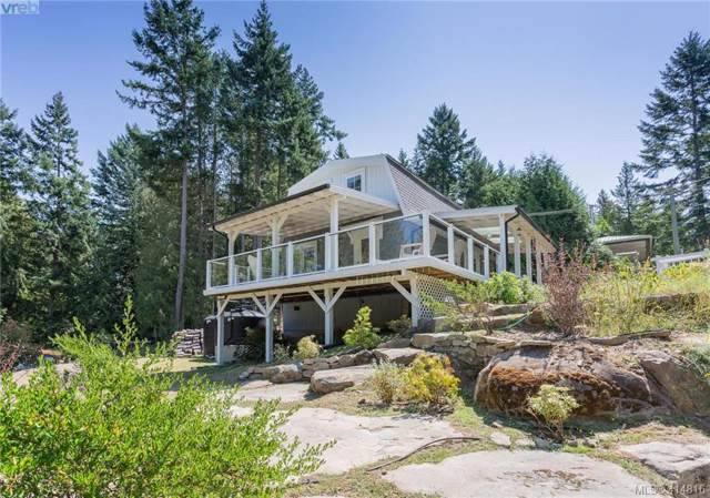 716 Charter Rd, Gulf Islands, BC V0N 2J1 (MLS #414816) :: Day Team Realty