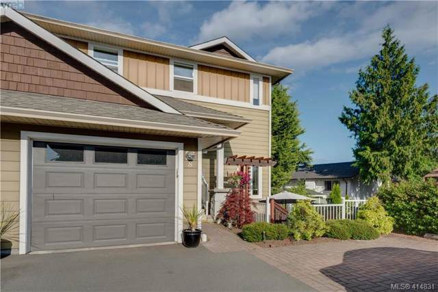 8025 East Saanich Rd #8, Central Saanich, BC V8M 0A1 (MLS #414831) :: Day Team Realty