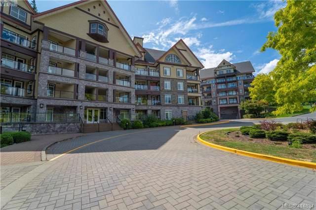 1375 Bear Mountain Pkwy #416, Victoria, BC V9B 0C9 (MLS #414834) :: Live Victoria BC
