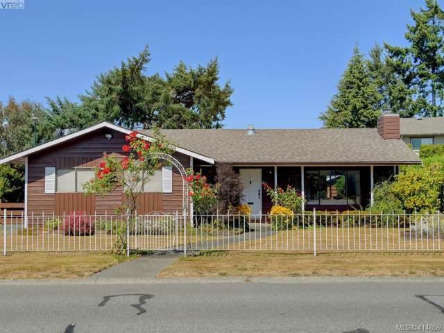 2216 Ardwell Ave, Sidney, BC V8L 2L8 (MLS #414859) :: Live Victoria BC