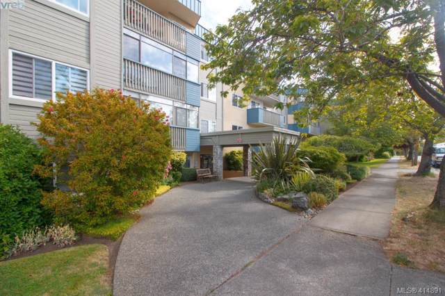 1012 Collinson St #301, Victoria, BC V8V 3C1 (MLS #414891) :: Live Victoria BC