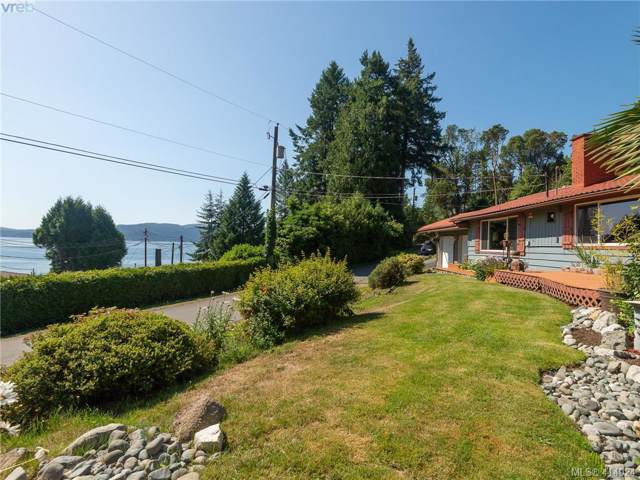 1726 Sandy Beach Rd, Malahat & Area, BC V0R 2P4 (MLS #414924) :: Day Team Realty
