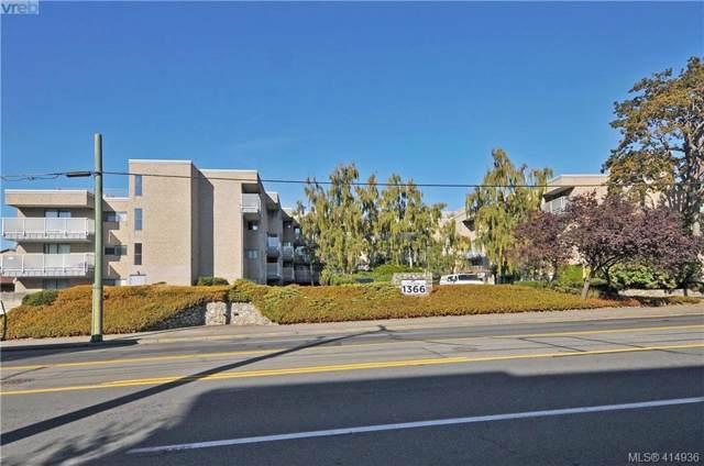 1366 Hillside Ave #306, Victoria, BC V8T 3B5 (MLS #414936) :: Live Victoria BC