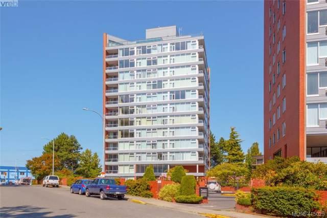 327 Maitland St #506, Victoria, BC V9A 7G7 (MLS #415025) :: Live Victoria BC