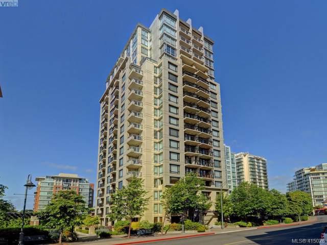 751 Fairfield Rd #1801, Victoria, BC V8W 4A4 (MLS #415026) :: Live Victoria BC