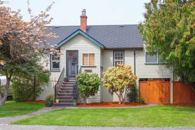 2222 Bowker Ave, Victoria, BC V8R 2E4 (MLS #415104) :: Day Team Realty