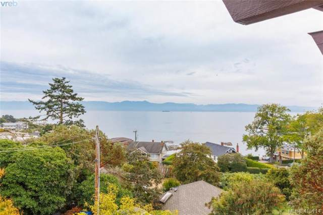 313 Foul Bay Rd, Victoria, BC V8S 4G6 (MLS #415114) :: Day Team Realty