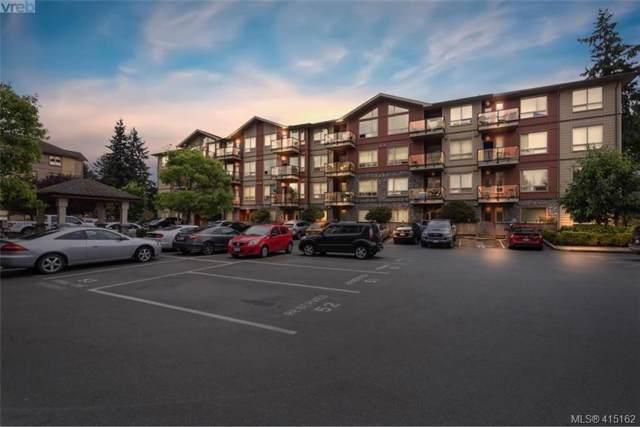 825 Goldstream Ave #409, Victoria, BC V9B 2X8 (MLS #415162) :: Day Team Realty