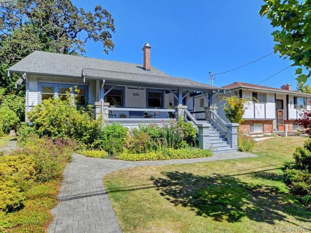 2434 Cranmore Rd, Victoria, BC V8R 1Z7 (MLS #415188) :: Day Team Realty