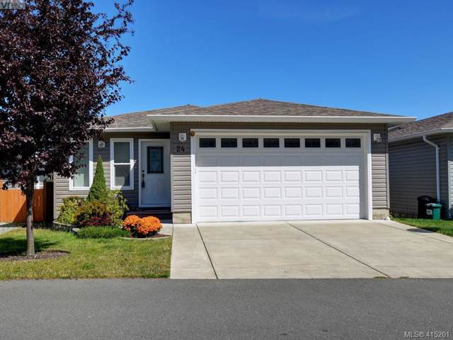 2740 Stautw Rd #24, Central Saanich, BC V8M 2E6 (MLS #415201) :: Day Team Realty