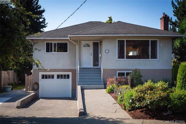 1555 Earle Pl, Victoria, BC V8S 1N3 (MLS #415305) :: Day Team Realty