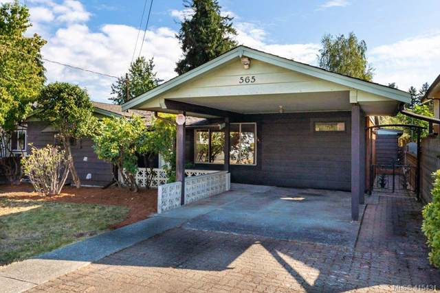 565 Dogwood St, Campbell River, BC V9W 2Y4 (MLS #415431) :: Day Team Realty