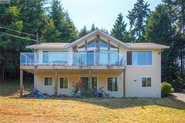2428 Liggett Rd, Malahat & Area, BC V0R 2P4 (MLS #415448) :: Day Team Realty