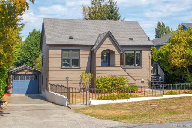 220 Obed Ave, Victoria, BC V9A 1J6 (MLS #415482) :: Day Team Realty