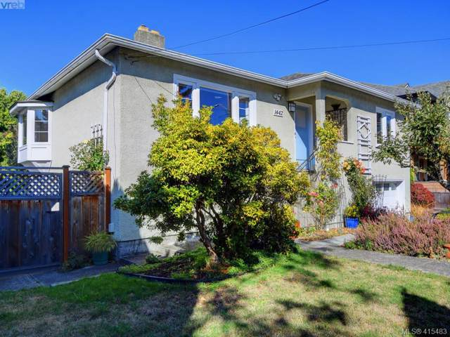 1442 Brooke St, Victoria, BC V8S 1M3 (MLS #415483) :: Day Team Realty