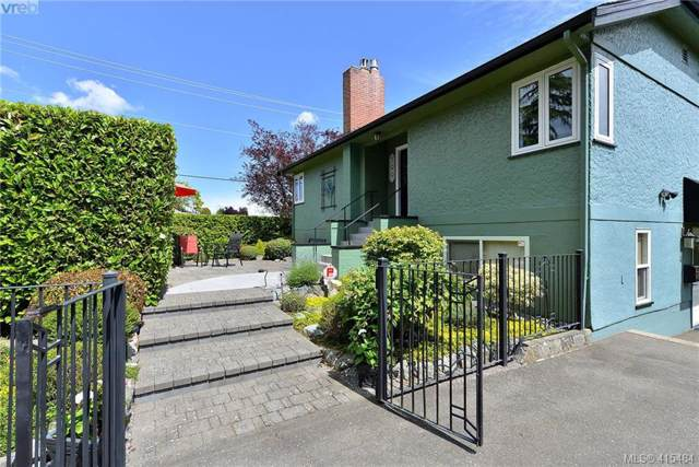399 Fraser St, Victoria, BC V9A 6G6 (MLS #415484) :: Day Team Realty