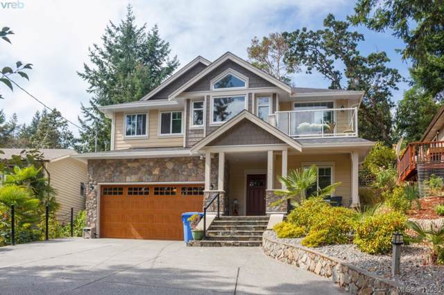 631 Peacock Pl, Victoria, BC V9B 6C3 (MLS #415530) :: Day Team Realty