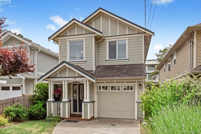 1247 Rudlin St, Victoria, BC V8V 3R8 (MLS #415614) :: Day Team Realty
