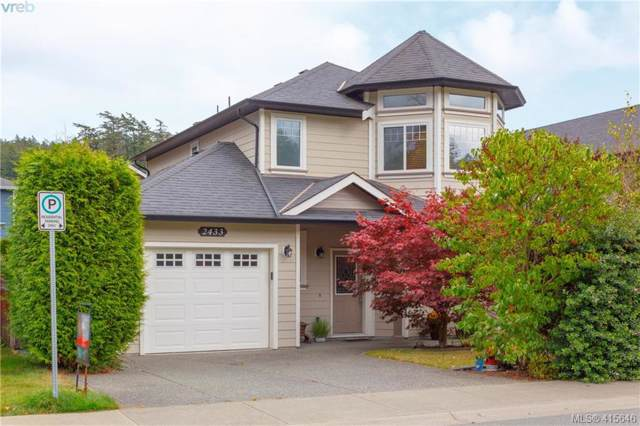 2433 Lund Rd, Victoria, BC V9B 4S7 (MLS #415646) :: Day Team Realty