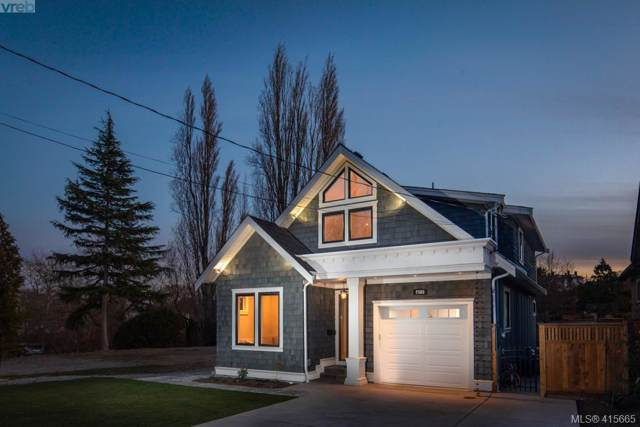 2585 Cranmore Rd, Victoria, BC V8R 1Z9 (MLS #415665) :: Day Team Realty