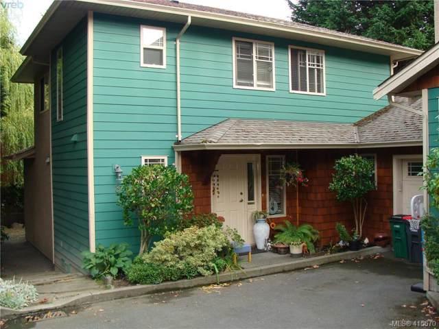 1241 Santa Rosa Ave #8, Victoria, BC V8Z 2V5 (MLS #415670) :: Day Team Realty