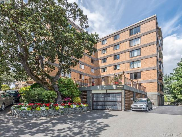 2910 Cook St #107, Victoria, BC V8T 3S7 (MLS #415693) :: Day Team Realty