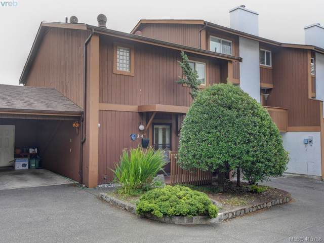 933 Admirals Rd #34, Victoria, BC V9A 2P1 (MLS #415738) :: Day Team Realty