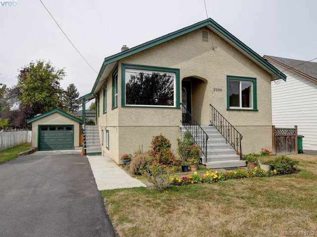 2958 Earl Grey St, Victoria, BC V9A 1W6 (MLS #415752) :: Day Team Realty