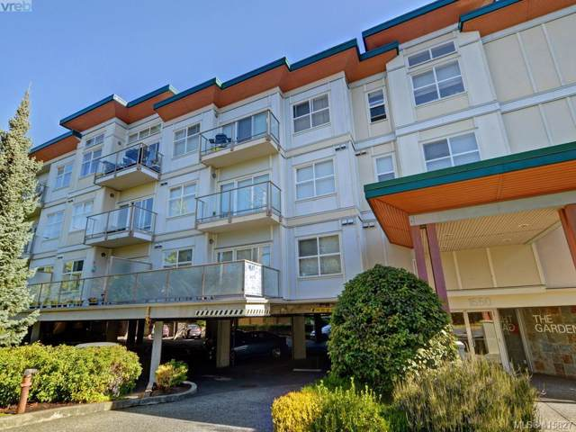 1550 Church Ave #409, Victoria, BC V8P 2H1 (MLS #415827) :: Day Team Realty