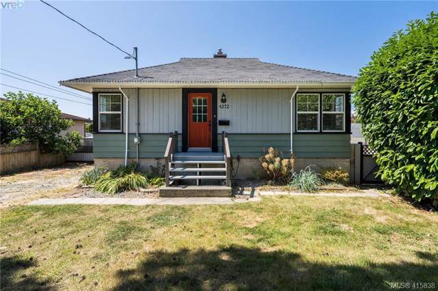4272 Dieppe Rd, Victoria, BC V8X 2N3 (MLS #415838) :: Day Team Realty