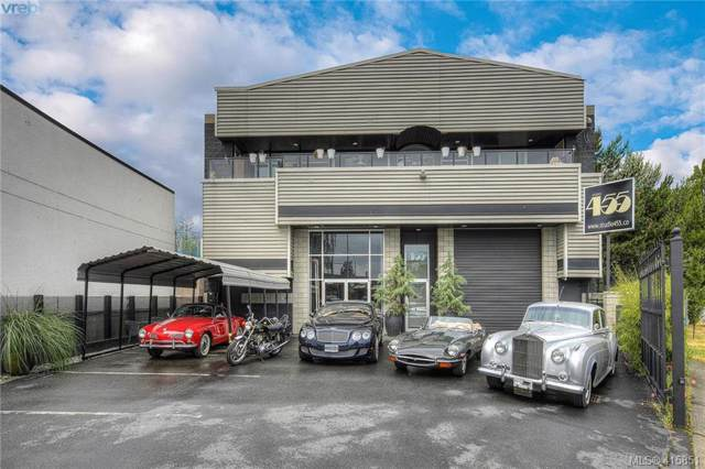 455 E Gorge Rd, Victoria, BC V8T 2W1 (MLS #415851) :: Day Team Realty